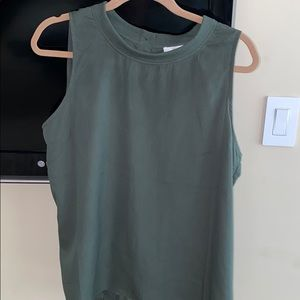 PIPERLIME GREEN BLOUSE! PERFECT CONDITION!